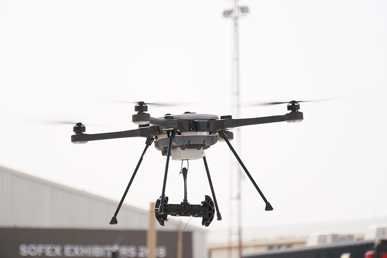2019 Aeryon SkyRanger R70 Drone