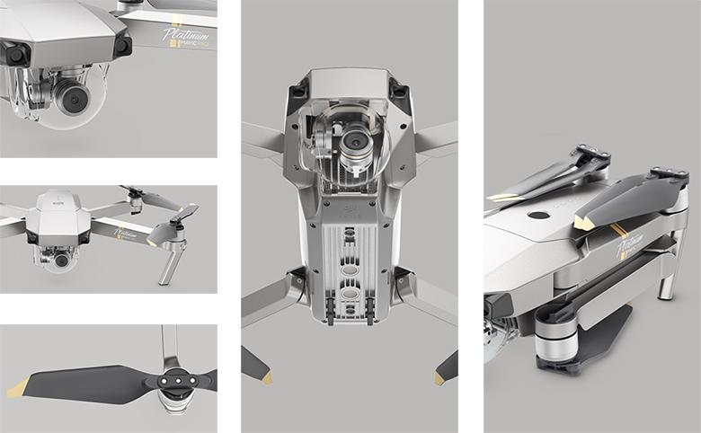 2019 DJI Mavic Pro QuadCopter Specs