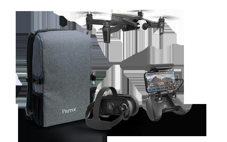 2019 Parrot Anafi FPV Drone