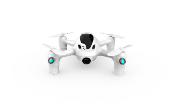 Hubsan H107D+ X4 FPV Plus Mini Quadcopter